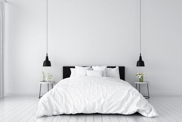selitev, čiščenje, montaža in demontaža spalnice